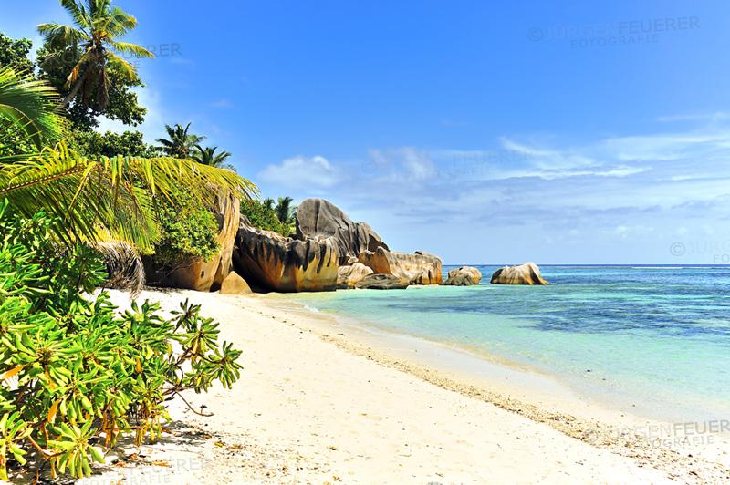 Source d'Argent, Seychellen