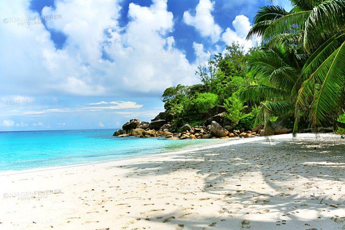 Georgette, Praslin, Seychellen
